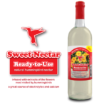 Sweet Nectar Hummingbird food rich with Electrolytes
